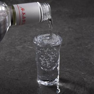 谷养康 52度清香高粱酒纯粮酒酒水500ML*6瓶