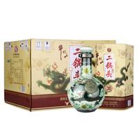 Niulanshan 牛栏山 青龙珍品三十(30)清香型白酒500ml *6瓶 整箱