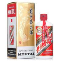 MOUTAI 茅台 贵州酒53度飞天375ml酱香型白酒