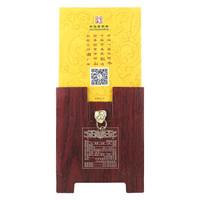 Niulanshan 牛栏山 经典黄瓷(黄龙)52度 500ml*6瓶 清香型 整箱白酒 整箱装酒水(新老包装随机发货)