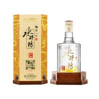 swellfun 水井坊 井台 52度 500ml 浓香型白酒  单瓶装