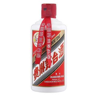 MOUTAI 茅台 飞天茅台 43%vol 酱香型白酒 500ml 单瓶装