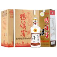 鸭溪窖 54度 浓香型白酒 500ml*6瓶  礼盒整箱装