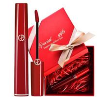 百亿补贴:GIORGIO ARMANI 乔治·阿玛尼 琉金系列 红管唇釉 #400