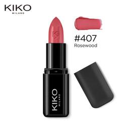 KIKO MILANO 4系小黑管耀色口红 407豆沙色 3g *2件