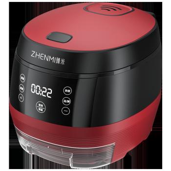 ZHENMI 臻米 X1 脱糖降糖电饭煲家用 (红色、3L)