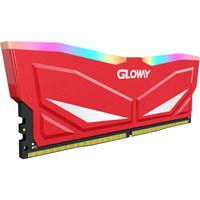 GLOWAY 光威 深渊 RGB DDR4 3200频率 台式机内存条 16GB(8GBx2)