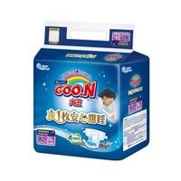GOO.N大王 甜睡系列 环贴式婴儿纸尿裤 XL24片