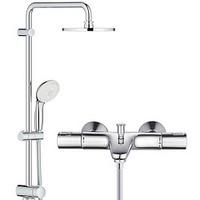 双11预售 : GROHE 高仪 34598000+27389002 花洒淋浴套装