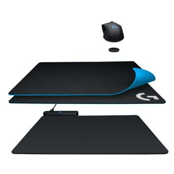 罗技(G)POWERPLAY 无线充电鼠标垫