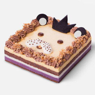 限地区 : 贝思客 狮子座生日蛋糕 2磅