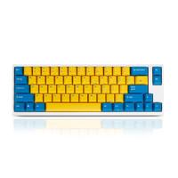 leopold 利奥博德 FC660M 机械键盘 红蓝对决PD-红轴