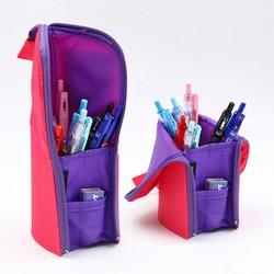 KOKUYO 国誉 WSG-PC12 变形笔袋 多色可选 *2件