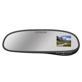 PAPAGO 趴趴狗 H60 行车记录仪 单镜头