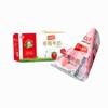 梁丰 三角包草莓早餐牛奶 200ml*12包/箱