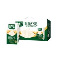 豆本豆  唯甄豆奶 原味 250ml*24盒 *2件