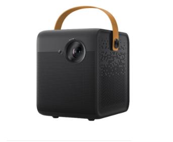 峰米 M055FCN 投影仪 Smart 投影机1080P全高清  16GB大存储  内置电池 黑色