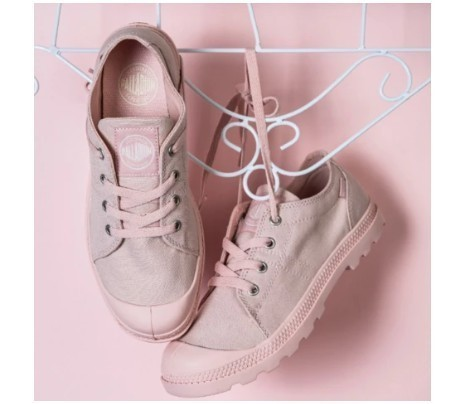 PALLADIUM  95419 女款帆布鞋