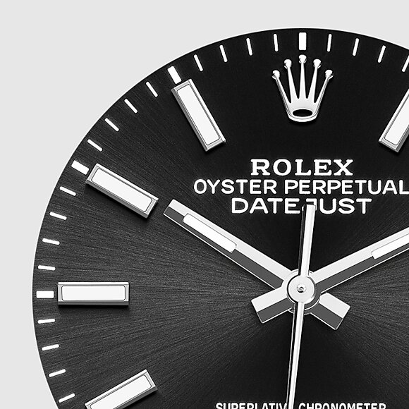 ROLEX 劳力士 日志型36 m126234 自动机械表