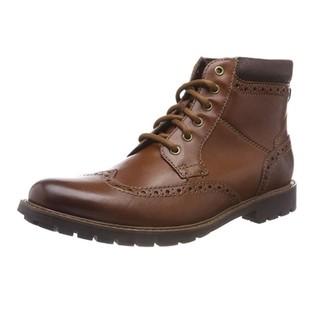中亚Prime会员、限尺码 : Clarks Curington Rise 男士切尔西短靴