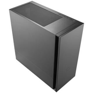 COOLERMASTER 酷冷至尊 Silencio S600 (清风侠)中塔静音机箱 黑色