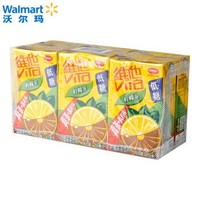 ViTa 維他 低糖檸檬茶 250ml*6盒 *21件