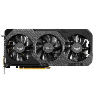 华硕(ASUS)电竞特工TUF3-GeForce GTX 1660-O6G-GAMING OC 1500-1890MHz 游戏专业显卡6G