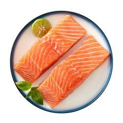 美威 冷冻智利欧式 原味三文鱼排 250g *6件