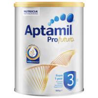 Aptamil 爱他美 白金 婴幼儿奶粉新西兰原装进口 3段一罐 (3段、12-36个月、801-1000g)