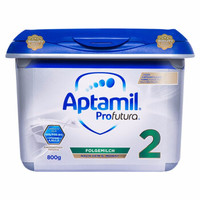 Aptamil 爱他美 新白金版 较大婴儿奶粉 2段 800g *3件
