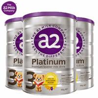 PLATINUM 白金 9421902960031 婴幼儿配方奶粉 澳洲原装进口 3段3罐 (3段、12-36个月、801-1000g)