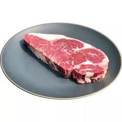 农夫好牛 澳洲黑安格斯厚切西冷牛排 300g *4件
