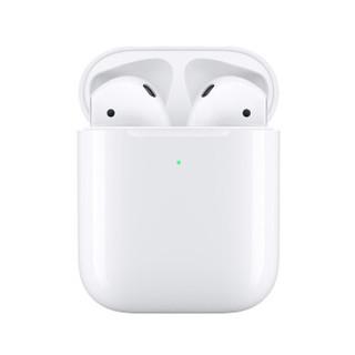 Apple 苹果 无线蓝牙耳机 (白色、iOS、耳塞式)