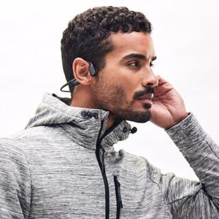 AFTERSHOKZ 骨传导蓝牙耳机无线运动骨传感防水 (黑色、安卓)