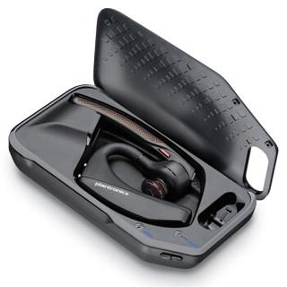 plantronics 缤特力 无线蓝牙耳机  四麦降噪智能语控    5200 (黑色、安卓)