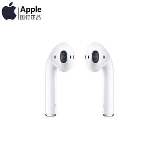 Apple 苹果 无线蓝牙耳机 (白色、通用、入耳式)