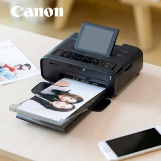 历史低价 : Canon 佳能 SELPHY CP1300 照片打印机