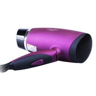 Kangfu 康夫 KF-5110  家用便携可折叠 吹风筒 紫色