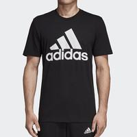 阿迪达斯 ADIDAS 男子 运动型格 MH BOS Tee 运动 T恤 DT9933 L码