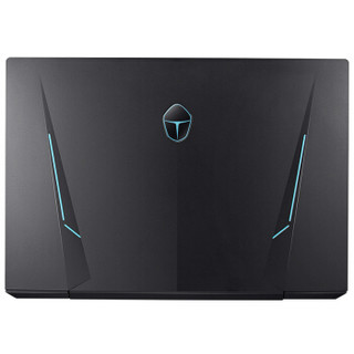 ThundeRobot 雷神 15.6英寸窄边框游戏笔记本电脑     911 Air (黑色、15.6英寸、Intel i7标准电压版、8G)