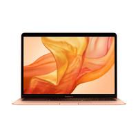 Apple 苹果 MacBook Air系列 MacBook Air 2019款 13.3英寸 笔记本电脑 酷睿i5-8279U 8GB 256GB SSD 核显 金色
