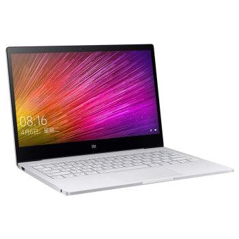 小米Air 12.5英寸 网课 学习全金属超轻薄(英特尔酷睿M3-8100Y 4G 256G 全高清屏)银色 手提 笔记本电脑