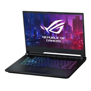 ROG 魔霸3 九代英特尔酷睿i7 15.6英寸 144Hz 窄边框屏游戏笔记本电脑(I7-9750H 16G 512GSSD RTX2060 6G)