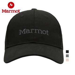 marmot 土拨鼠 户外舒适透气休闲男女通用棒球鸭舌帽子R15090