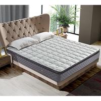 AIRLAND 雅兰 睡呗豪华版 透气循环弹簧床垫 180*200*25cm