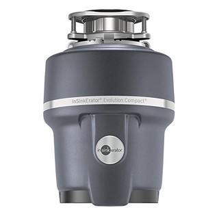 中亚Prime会员 : InSinkErator 爱适易 Evolution Compact 3/4 HP 厨房食物垃圾处理器