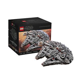 网易考拉黑卡会员 : LEGO 乐高 UCS 收藏家系列 星球大战 75192 豪华千年隼