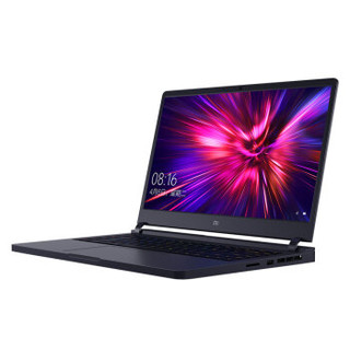MI 小米 小米游戏本 2019款 15.6英寸 笔记本电脑 (深空灰色、酷睿i7-9750H、16GB、512GB SSD、RTX2060 6G、144Hz)