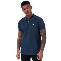 Mens Barton Ss Polo Shirt