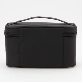 MUJI 无印良品 锦纶 手提化妆包 F7A8031